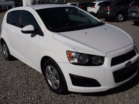 2013 Chevrolet Sonic for sale at Street Track n Trail - Vehicles in Conneaut Lake PA