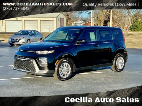 2020 Kia Soul for sale at Cecilia Auto Sales in Elizabethtown KY