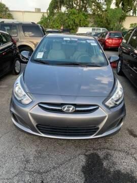 2015 Hyundai Accent for sale at Roadmaster Auto Sales in Pompano Beach FL
