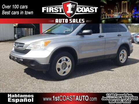 2008 Honda CR-V for sale at 1st Coast Auto -Cassat Avenue in Jacksonville FL