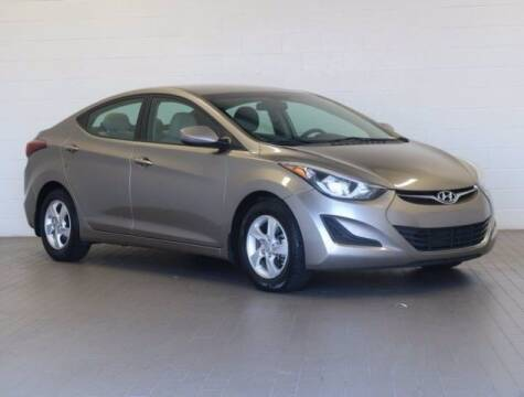 2014 Hyundai Elantra for sale at USA Auto Inc in Mesa AZ