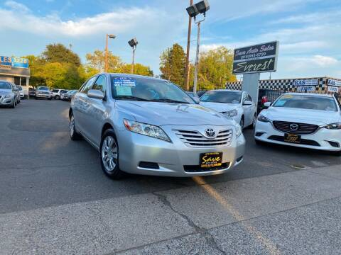 2009 Toyota Camry for sale at Save Auto Sales in Sacramento CA