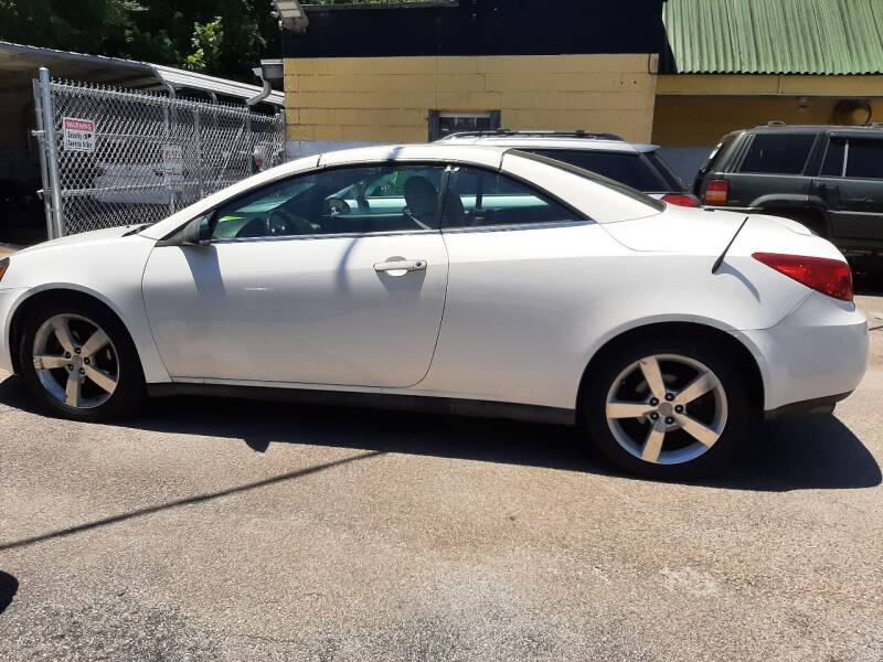2007 Pontiac G6 for sale at All Star Auto Sales of Raleigh Inc. in Raleigh NC