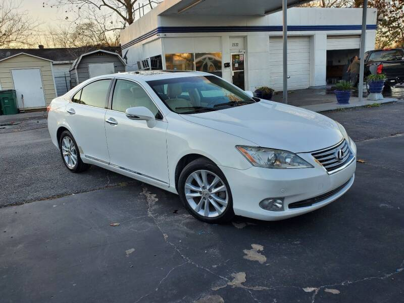 2012 Lexus ES 350 for sale at Bill Bailey's Affordable Auto Sales in Lake Charles LA