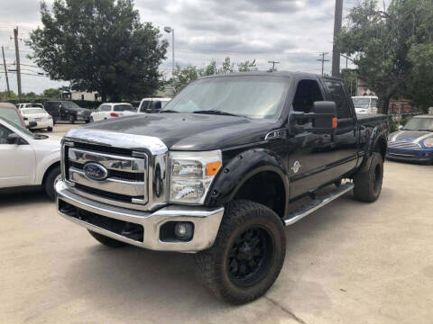 2012 Ford F-250 Super Duty for sale at Superior Wholesalers Inc. in Fredericksburg VA
