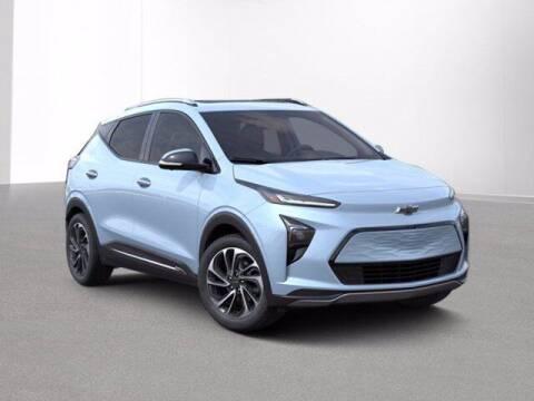 2022 Chevrolet Bolt EUV for sale at Jimmys Car Deals at Feldman Chevrolet of Livonia in Livonia MI