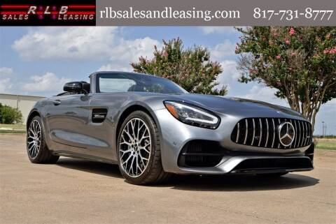 2020 Mercedes-Benz AMG GT for sale at RLB Sales and Leasing in Fort Worth TX