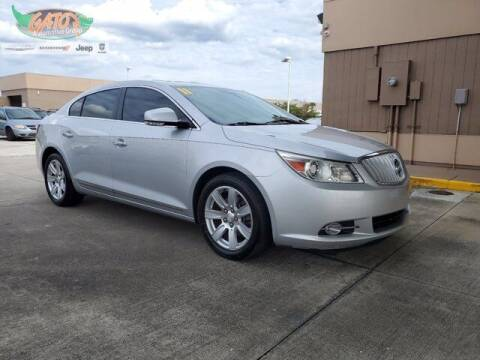 2011 Buick LaCrosse for sale at GATOR'S IMPORT SUPERSTORE in Melbourne FL