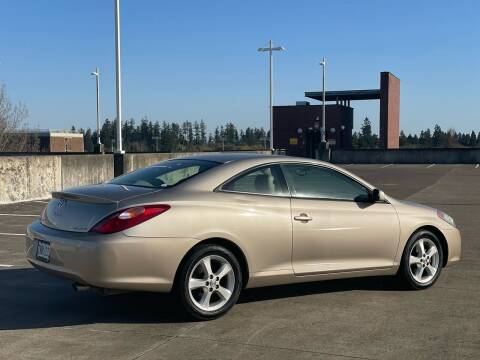 2004 Toyota Camry Solara for sale at Rave Auto Sales in Corvallis OR