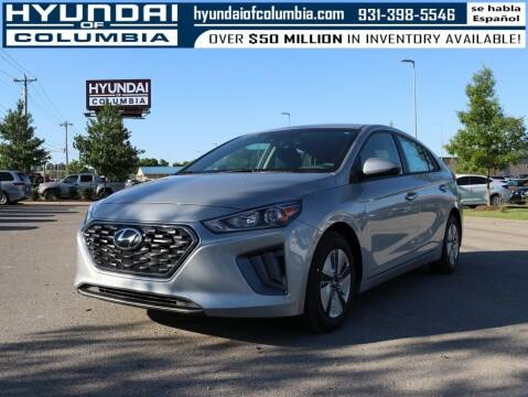 2020 Hyundai Ioniq Hybrid for sale at Hyundai of Columbia Con Alvaro in Columbia TN