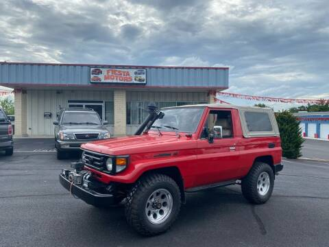 1994 Toyota Land Cruiser for sale at 4X4 Rides in Hagerstown MD