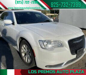 2015 Chrysler 300 for sale at Los Primos Auto Plaza in Antioch CA
