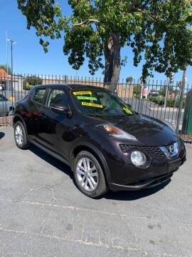 2016 Nissan JUKE for sale at Los Primos Auto Plaza in Antioch CA