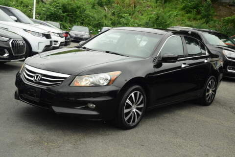 2012 Honda Accord for sale at Automall Collection in Peabody MA