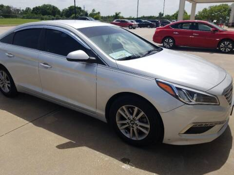 2015 Hyundai Sonata for sale at Stanley Chrysler Dodge Jeep Ram Gatesville in Gatesville TX