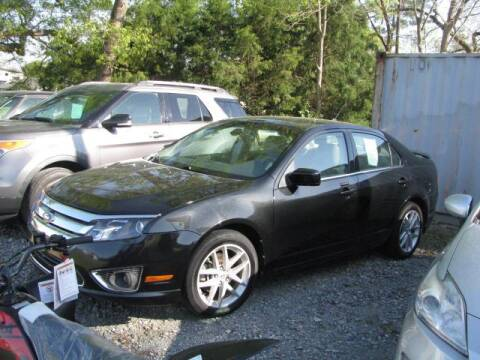 2012 Ford Fusion for sale at Johnson Used Cars Inc. in Dublin GA