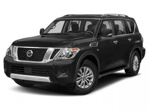 2019 Nissan Armada for sale at Auto Finance of Raleigh in Raleigh NC