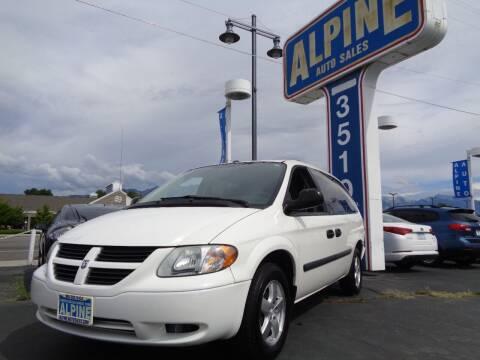 2007 Dodge Grand Caravan for sale at Alpine Auto Sales in Salt Lake City UT