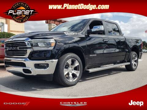 2020 RAM Ram Pickup 1500 for sale at PLANET DODGE CHRYSLER JEEP in Miami FL