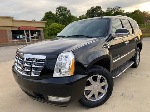 2007 Cadillac Escalade for sale at Gwinnett Luxury Motors in Buford GA