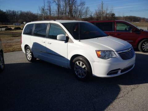 2016 Chrysler Town and Country for sale at CarZip in Indianapolis IN
