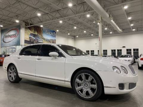 2008 Bentley Continental for sale at Godspeed Motors in Charlotte NC
