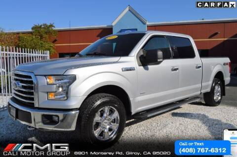 2015 Ford F-150 for sale at Cali Motor Group in Gilroy CA