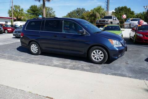 2010 Honda Odyssey for sale at J Linn Motors in Clearwater FL