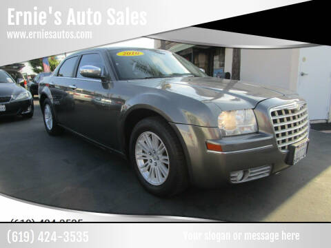 2010 Chrysler 300 for sale at Ernie's Auto Sales in Chula Vista CA