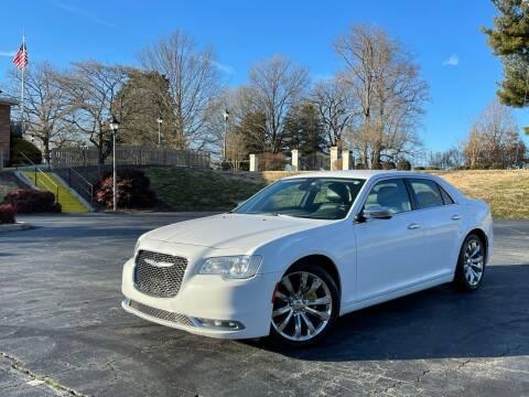 2018 Chrysler 300 for sale at Sebar Inc. in Greensboro NC
