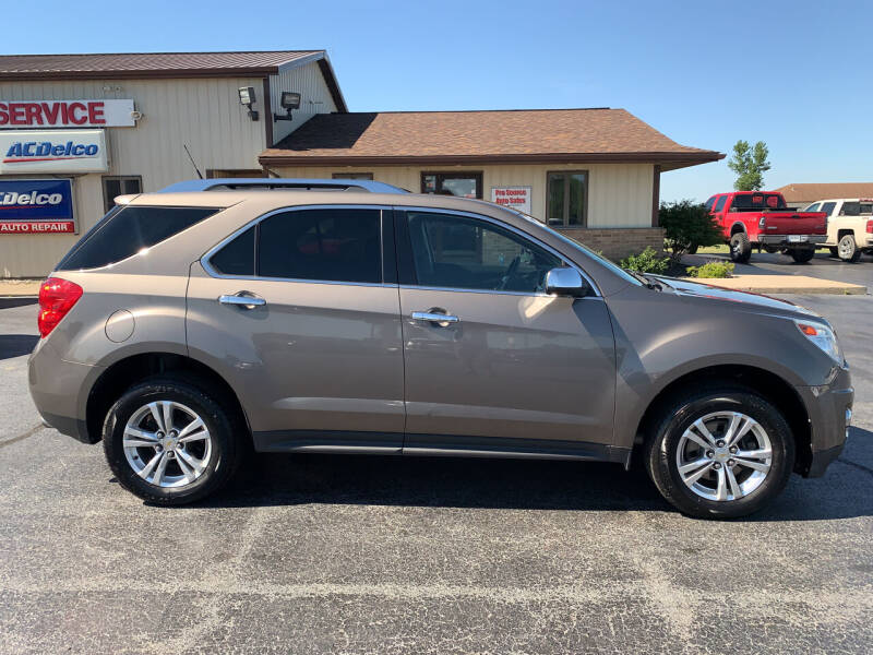 2012 Chevrolet Equinox for sale at Pro Source Auto Sales in Otterbein IN
