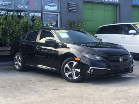 2019 Honda Civic for sale at CARUCARS LLC in Miami FL