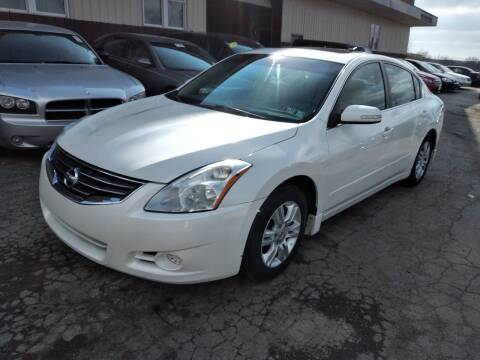 2010 Nissan Altima for sale at Six Brothers Auto Sales in Youngstown OH