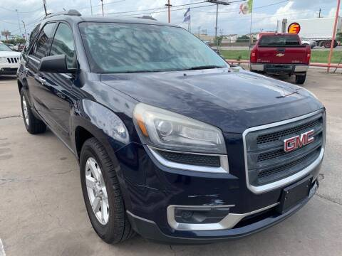 2015 GMC Acadia for sale at JAVY AUTO SALES in Houston TX