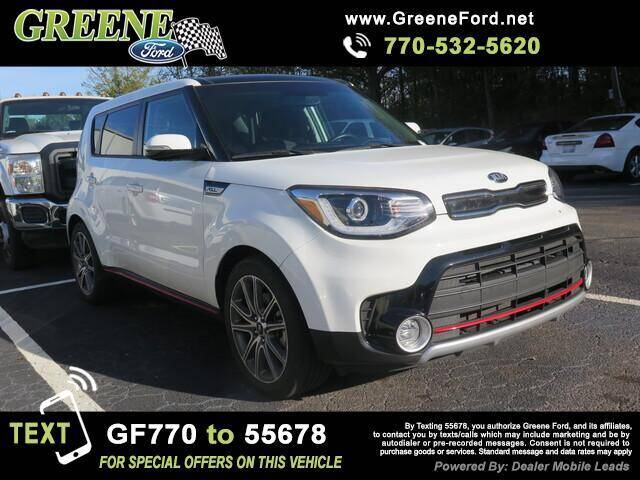 2017 Kia Soul for sale at NMI in Atlanta GA
