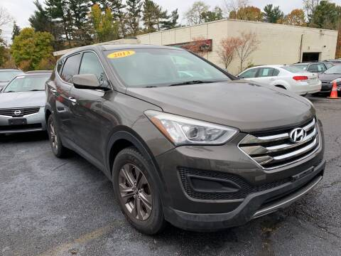 2013 Hyundai Santa Fe Sport for sale at Boardman Auto Mall in Boardman OH