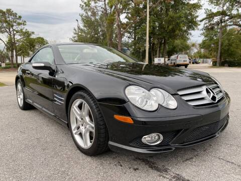 2007 Mercedes-Benz SL-Class for sale at Global Auto Exchange in Longwood FL