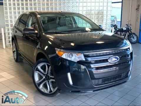 2013 Ford Edge for sale at iAuto in Cincinnati OH