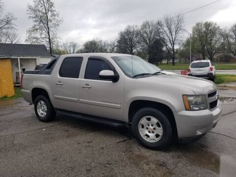 2009 Chevrolet Avalanche for sale at Bakers Car Corral in Sedalia MO