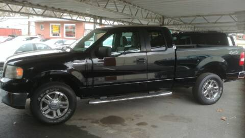 2007 Ford F-150 for sale at Lewis Used Cars in Elizabethton TN