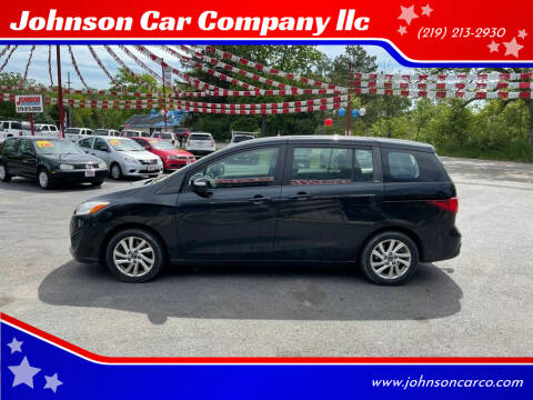 2013 Mazda MAZDA5 for sale at Johnson Car Company llc in Crown Point IN