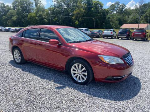 2011 Chrysler 200 for sale at Alpha Automotive in Odenville AL
