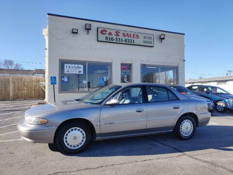 1999 Buick Century for sale at C & S SALES in Belton MO