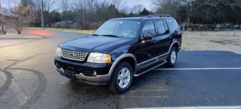 2003 Ford Explorer for sale at 369 Auto Sales LLC in Murfreesboro TN