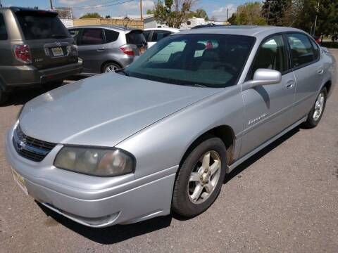 2004 Chevrolet Impala for sale at Wolf's Auto Inc. in Great Falls MT