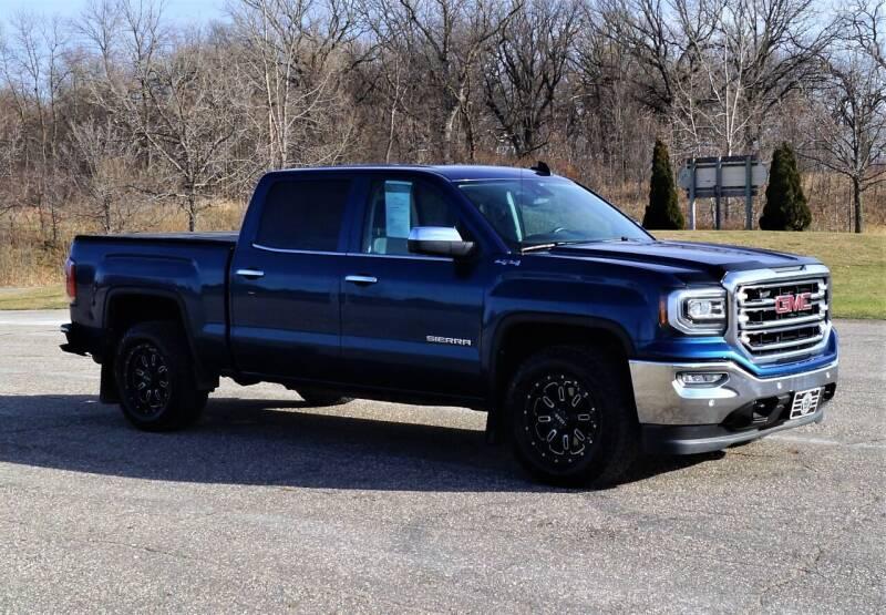 2017 GMC Sierra 1500 for sale at KA Commercial Trucks, LLC in Dassel MN