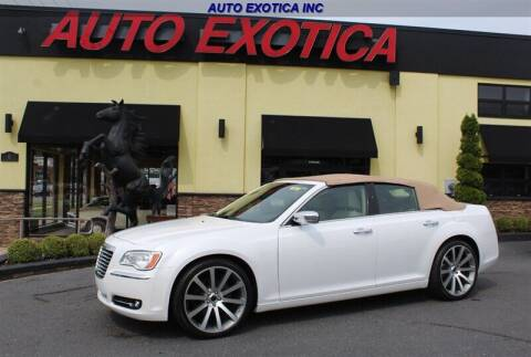 2012 Chrysler 300 for sale at Auto Exotica in Red Bank NJ