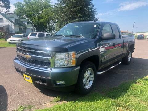 2008 Chevrolet Silverado 1500 for sale at Blakes Auto Sales in Rice Lake WI