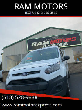 2017 Ford Transit Connect Cargo for sale at RAM MOTORS in Cincinnati OH