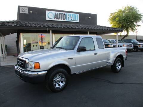 2004 Ford Ranger for sale at Auto Hall in Chandler AZ